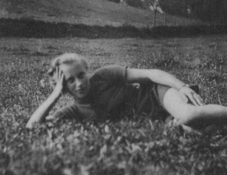 Marthe Cohn, circa 1930s