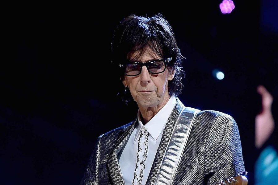Ric Ocasek was the lead singer of The Cars