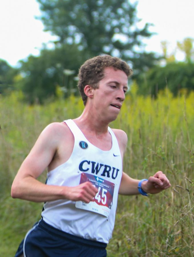 Cross Country Crushes at Calvin