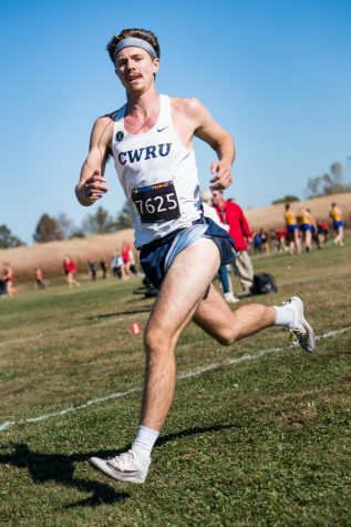 CWRU cross country teams hold annual alumni run for charity