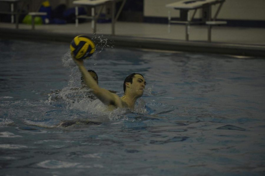 CWRU+Club+Water+Polo+will+host+their+annual+tournament+on+Nov.+16+starting+with+a+game+against+Oakland+University