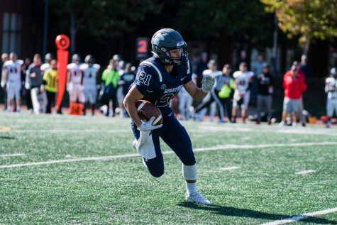 Fourth-year football player reminisces on final season at CWRU