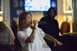 Japanese rapper Ryo Muranaka leaves everything to come to Cleveland