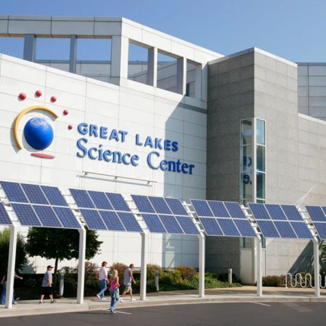 The Great Lakes Science center offers dozens of interactive programs that showcase the fun in science.