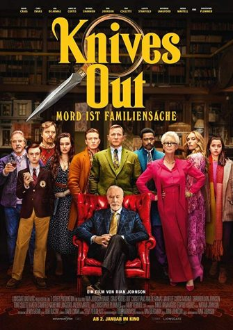 """Film Society showing """"Knives Out"""" Jan. 31"""