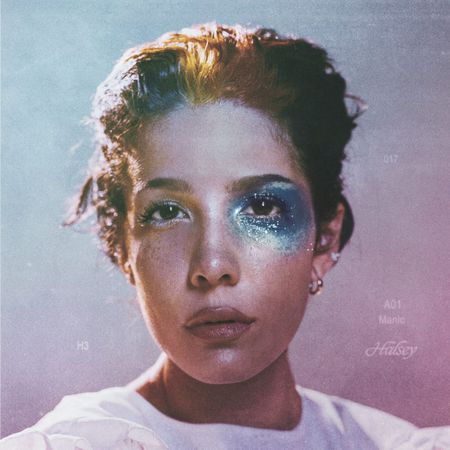 "In ""Manic,"" Halsey becomes more introspective."