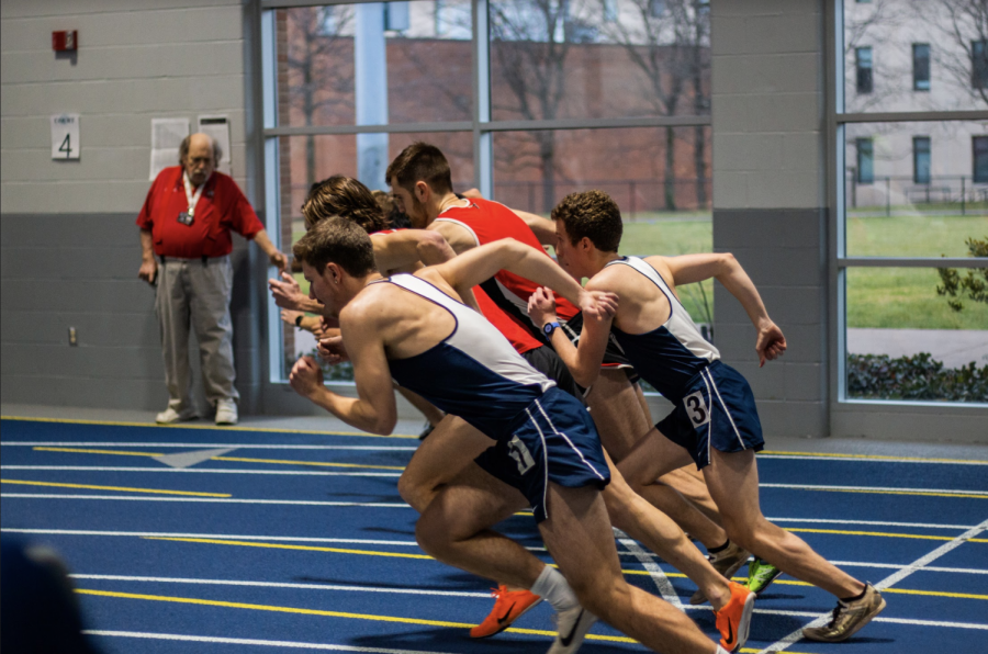 Both Spartan track teams show improvement.