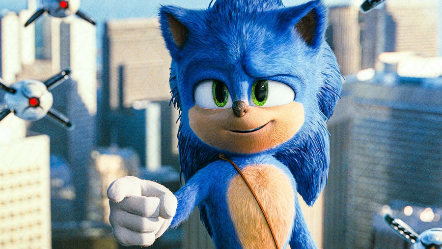 "Despite blacklash, ""Sonic"" is a decent movie."