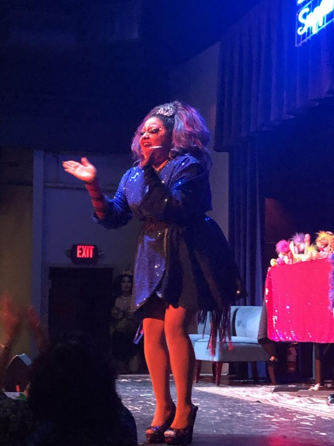 Playing bingo with Cleveland's drag queens