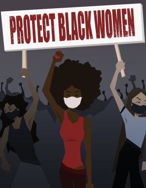 Hatcher: You can't protect black lives without first protecting black women