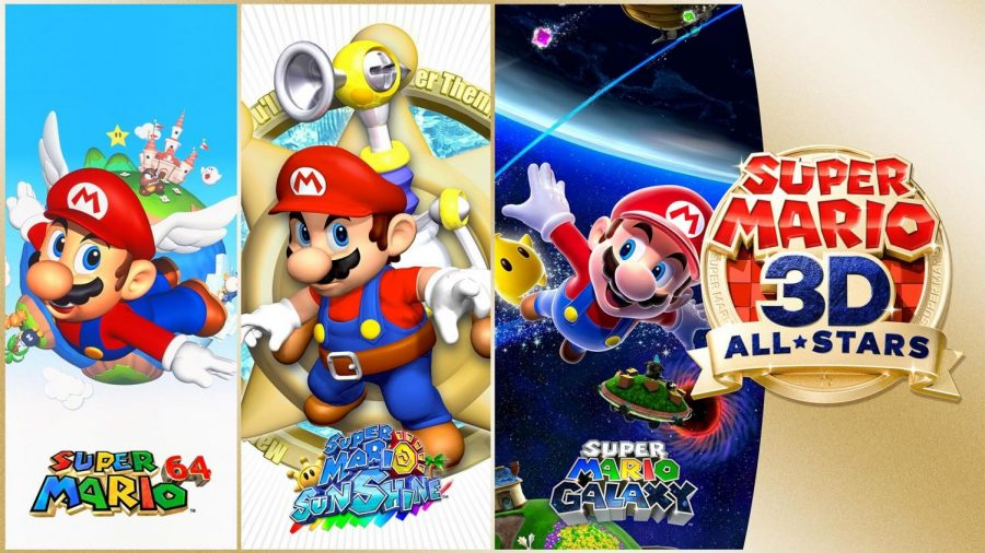 Hey now, you're an all-star in this new Nintendo collection of the best classic Mario games.