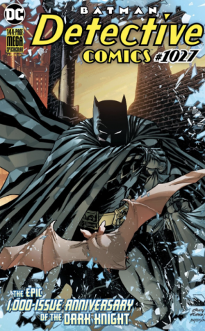 DC's recent Batman anthology looks at the character through through various lenses and time periods.