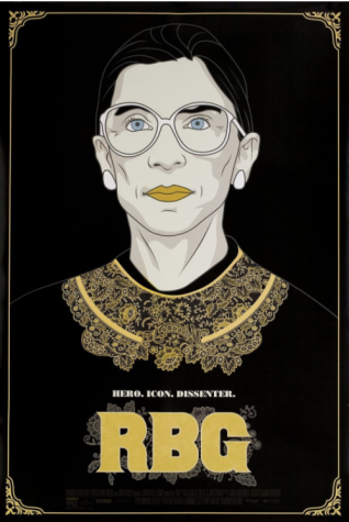 "Witness the life and story of Justice Ginsburg in ""RBG."""