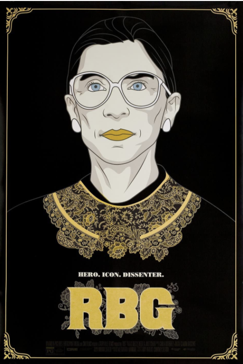 Witness the life and story of Justice Ginsburg in