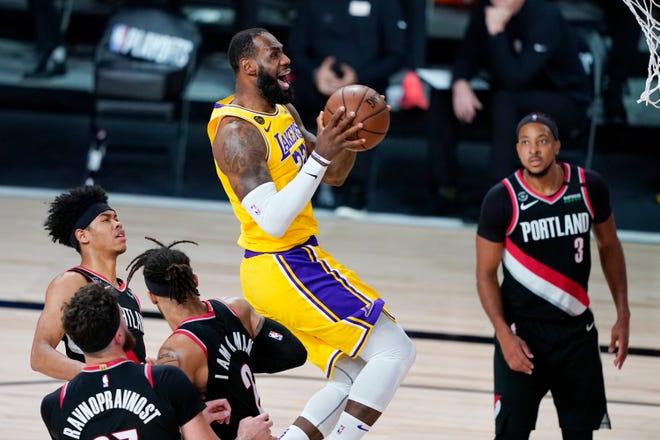 NBA+playoffs+resume+after+brief+boycott