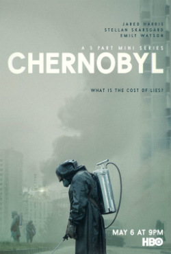 "The HBO miniseries ""Chernobyl"" is a dramatized depiction of the events leading up to and directly following the infamous nuclear accident in Ukraine."