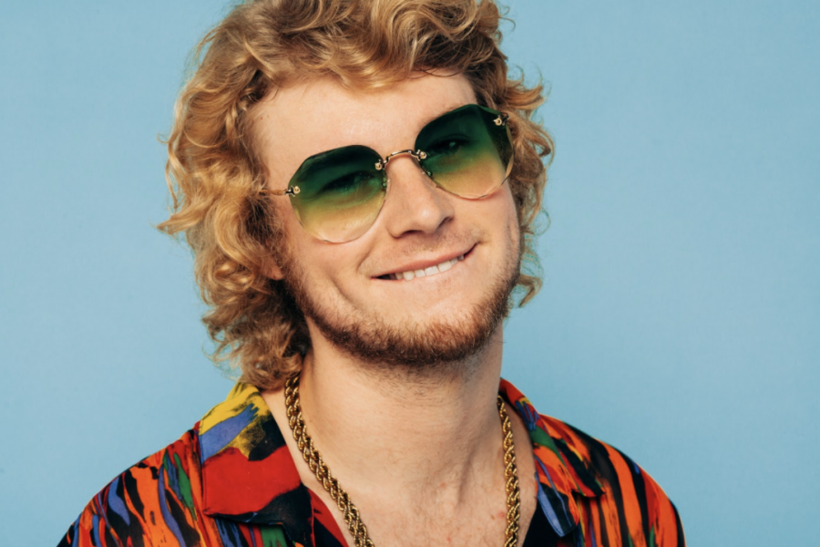Yung Gravy wants to leave his listeners smiling and feeling good with his music.