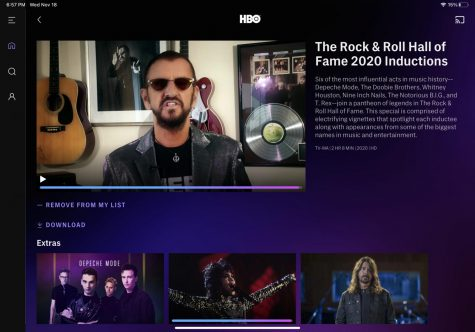 Artists like Ringo Starr appear virtually to induct the latest class into the Rock & Roll Hall of Fame.