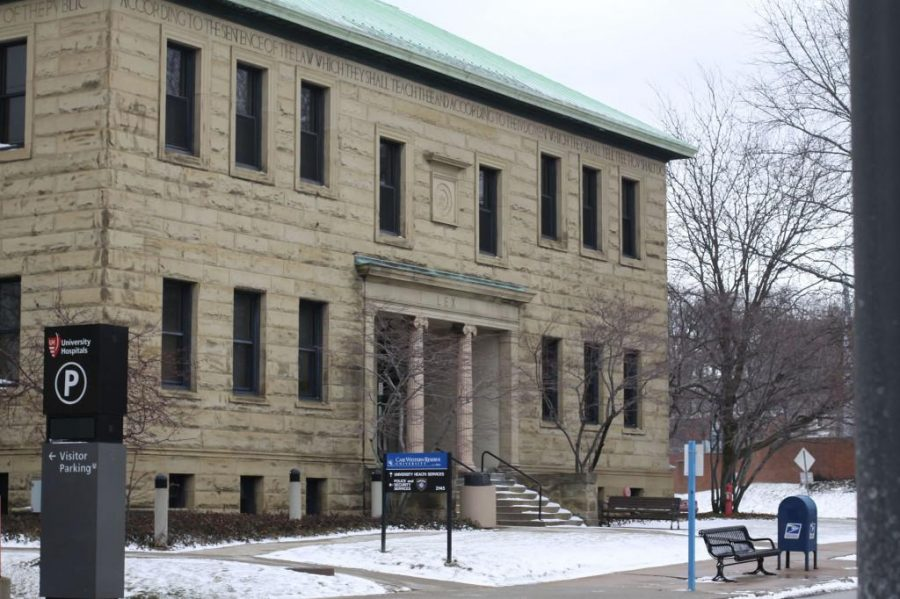 The University Health and Counseling Services building, where students traditionally received physical and mental health assistance. The availability of services have seemingly worsened as more students seek counseling.