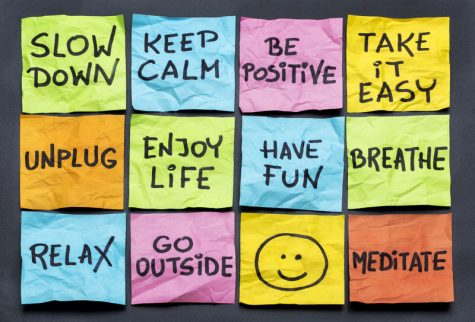 Prioritizing self care can relieve stress that has been building up and promote greater physical, social and emotional well-being.