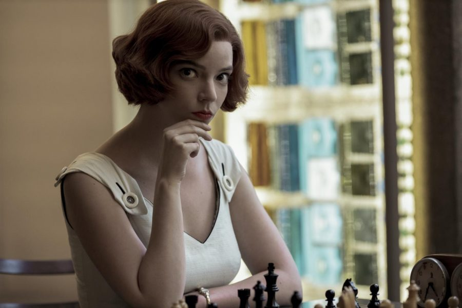 Anya Taylor-Joy dominates as Beth Harmon, a fictionalized female version of chess grandmaster Bobby Fischer, in the new series
