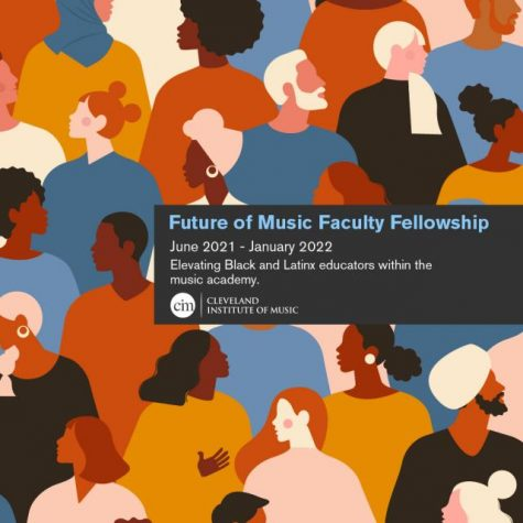 New CIM fellowship to support the future of Black and Latinx music educators.