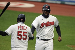 The Cleveland Indians will play one more season under their current name. The team has yet to settle on a replacement name.