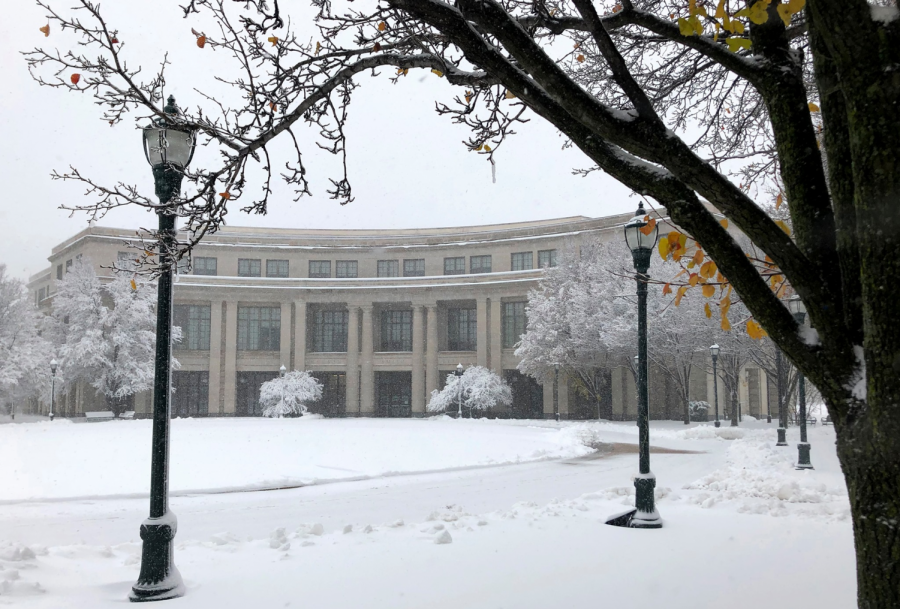 CWRU has rarely experienced snow days, and the incidence of these across educational levels is likely to continue to decrease with the accessibility of remote learning.