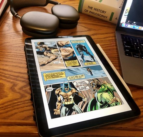 "Read classics like ""Batman 244"" by Denny O'Neil and Neal Adams right on your smart devices with services like DC Universe Infinite and Marvel Unlimited."