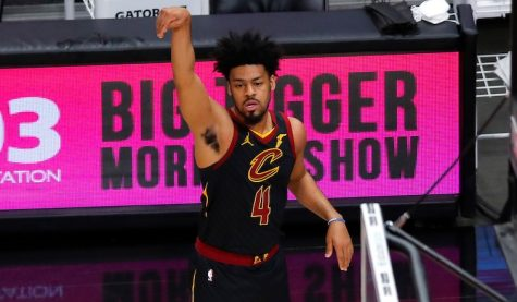 Quinn Cook has averaged 6.1 points on 40.5% field goal percentage, 1.9 assists and 1.7 rebounds for the Cavaliers thus far.