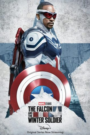 Marvel presents Sam Wilson us the new Captain America, but doesn