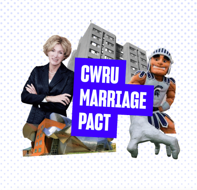 Marriage Pact has come to CWRU for all us lonely singles out there, along with those just looking for a friend.