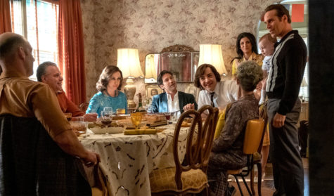 Many familiar faces from The Sopranos return, albeit played by new actors in this prequel film. Photo Credit: Barry Wetcher/Warner Bros.