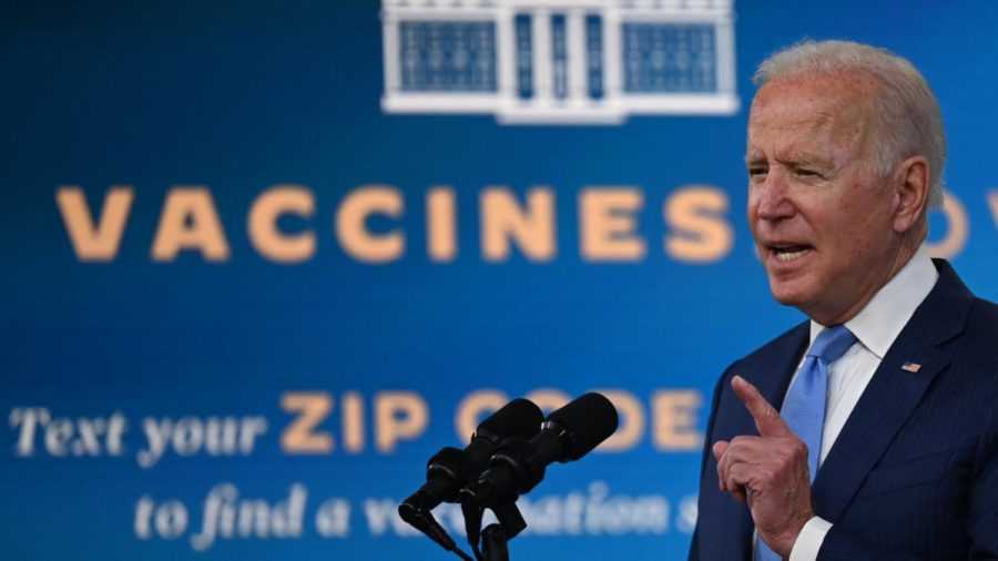 The+president+announces+a+new+bill+for+mass-vaccination+to+ensure+safety+for+Americans+in+the+workplace