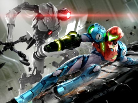 Samus Aran returns for the fifth entry of the mainline Metroid series after being on ice for 19 years.