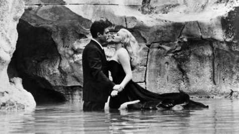La Dolce Vita (1960), among other films, are currently running in the Fellini 101 retrospective
